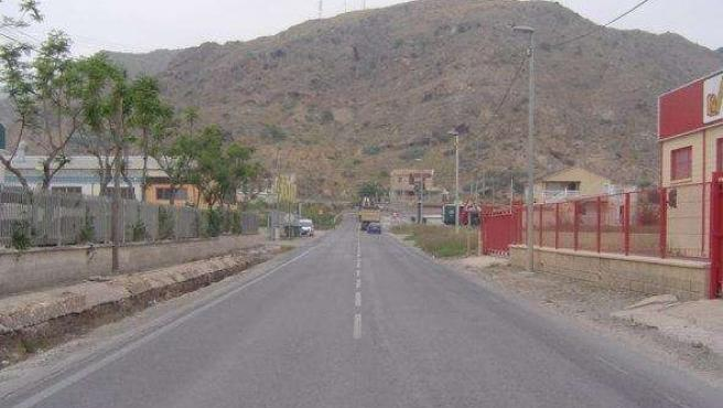 Imagen de la carretera