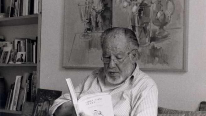 El pintor Ramón Gaya