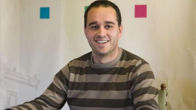 Juan Ramírez, concejal de Cultura de Camargo