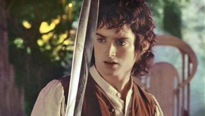 El actor Elijah Wood, que interpretó a Frodo Bolsón en la trilogía de 'El Señor de los Anillos'.