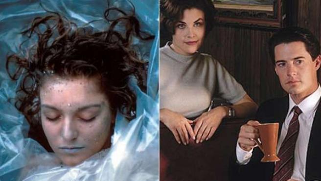 Escenas de la serie 'Twin Peaks'.
