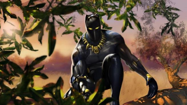 Luz verde a la película de 'Pantera negra', el primer héroe africano de Marvel