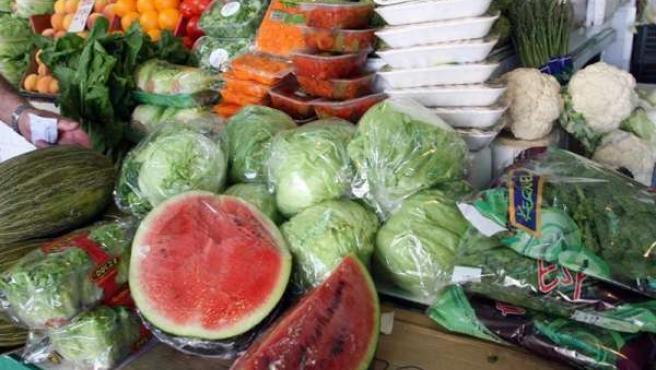 Imagen de verduras