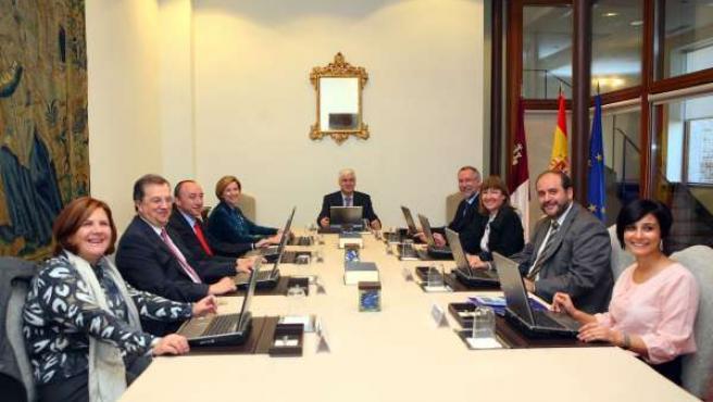 Consejo de Gobierno de CLM