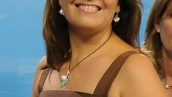 Carmen Crespo, alcaldesa de Adra (Almería)