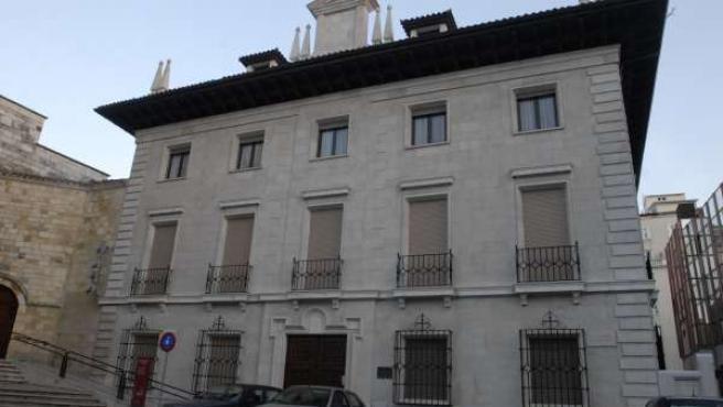 sede del Obispado de Santander