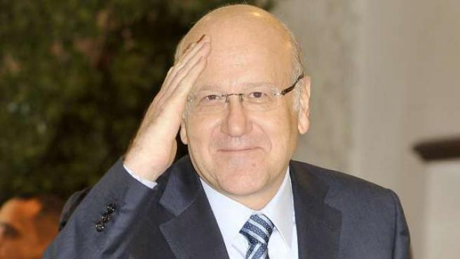 Najib Mikati, que fue primer ministro del Líbano en 2005, volverá al gobierno tras conseguir respaldos parlamentarios.