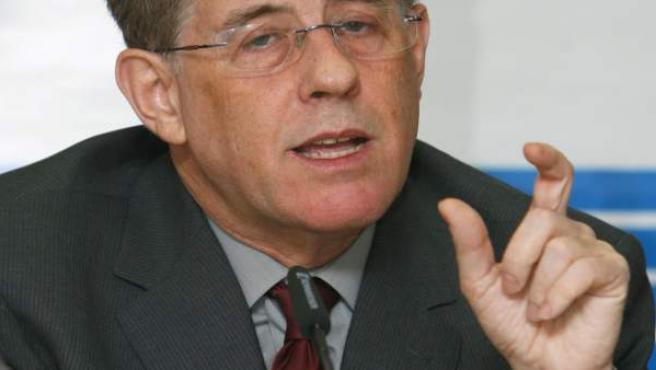 El máximo responsable sobre tabaquismo de la Organización Mundial de la Salud (OMS), Armando Peruga.