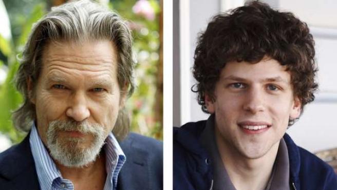 Candidatos a mejor actor de los Oscar 2011.