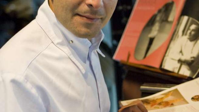 'Annua' está dirigido por el cocinero cántabro Óscar Calleja