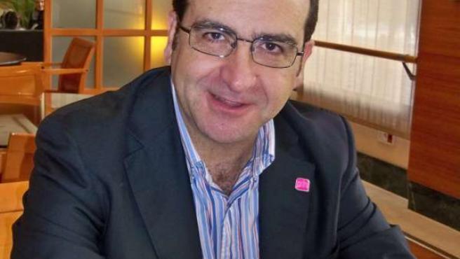 Miguel Ángel Lobato, coordinador territorial de UPyD-A