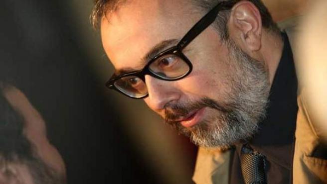 Álex de la Iglesia, director de la Academia de Cine.