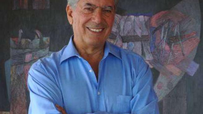 Mario Vargas Llosa En El Instituto Cervantes De Nueva York