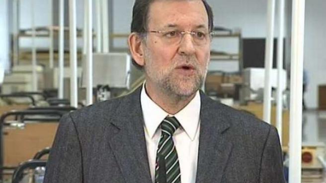 Rajoy critica la Ley de Cajas de Salgado