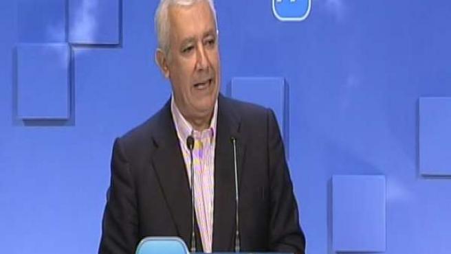 Arenas dice que en Andalucía no hay miedo al cambio