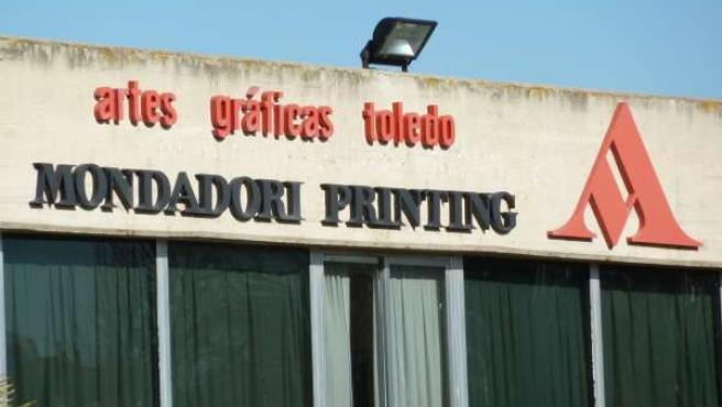 Artes Gráficas Mondadori Printing