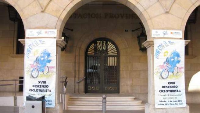 Sede de la Diputación de Teruel