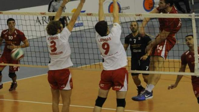 Teneife y Tarragona, en la Superliga masculina.