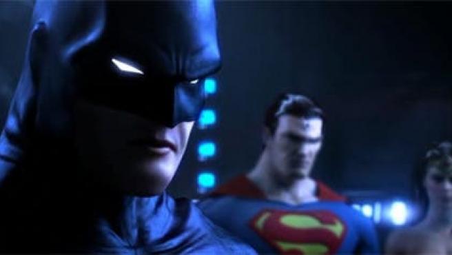 Inmerso en el universo DC (3)