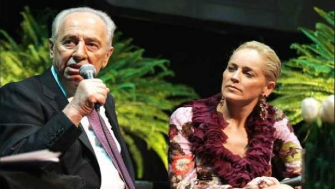 El presidente de Israel, Simón Peres.
