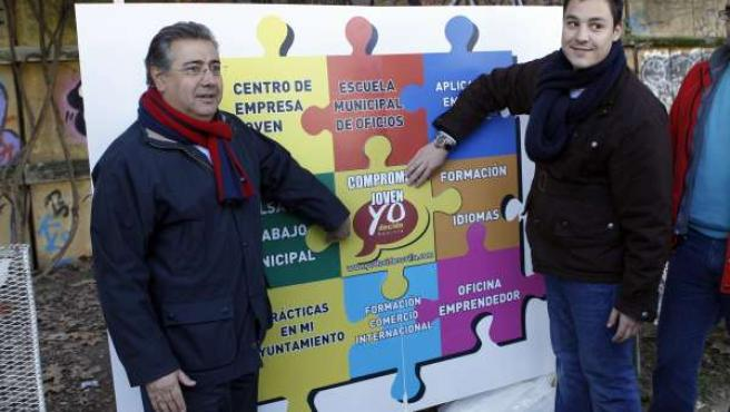 El Portavoz Del Grupo Popular En El Ayuntamiento De Sevilla, Juan Ignacio Zoido,