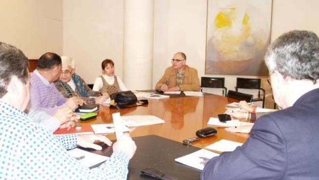 Reunión de la Comisión de Iniciativas Locales