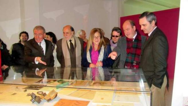 Inauguración Expo Fenicios