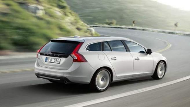 Volvo V60 Plug-In Hybrid.