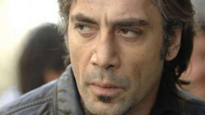 Javier Bardem en una escena de 'Biutiful'.
