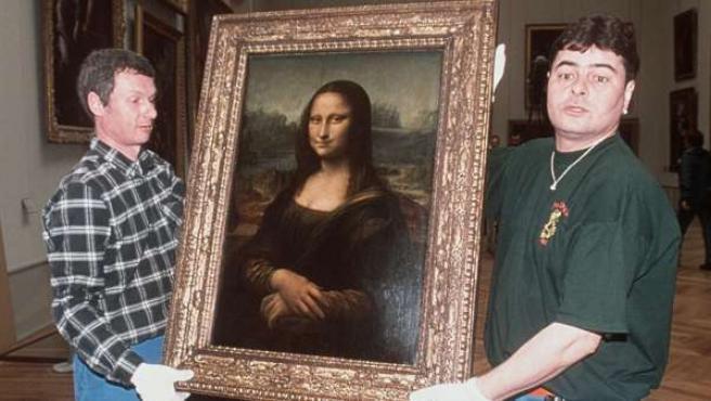Leonardo Davinci Se Inspiró En Una Mujer Y En Su Amante Masculino Para La Mona Lisa