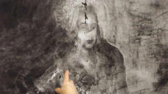 """'Retrato de Jovellanos en el arenal de San Lorenzo"""" de Francisco de Goya."""