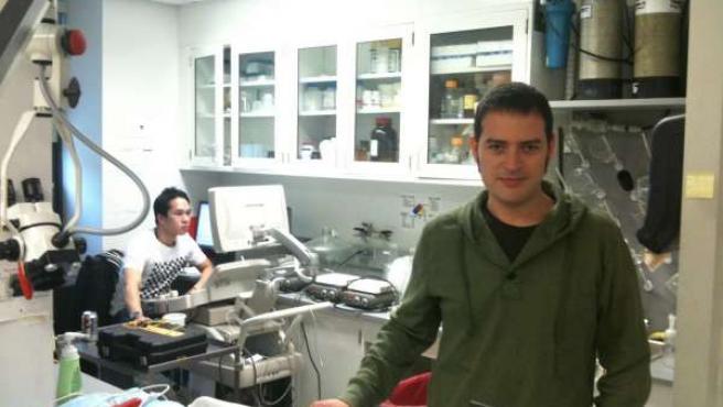 El investigador Francisco Camarena