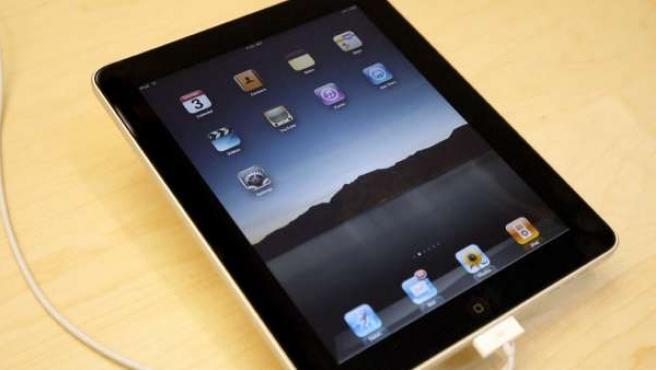"""El iPad ha iniciado la moda de las """"tabletas""""."""