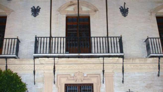 Imagen del Ayuntamiento de Ayamonte (Huelva)