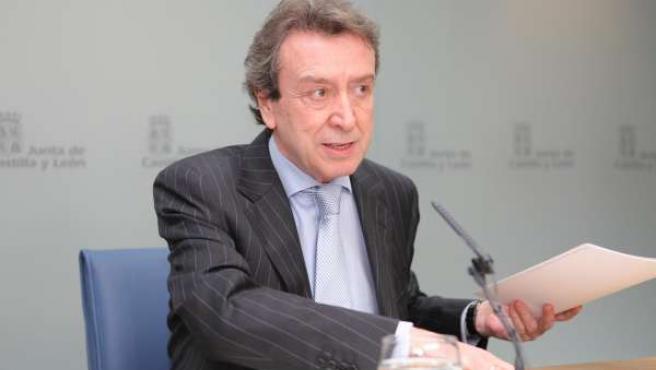 Consejero de la Presidencia, José Antonio de Santiago-Juárez