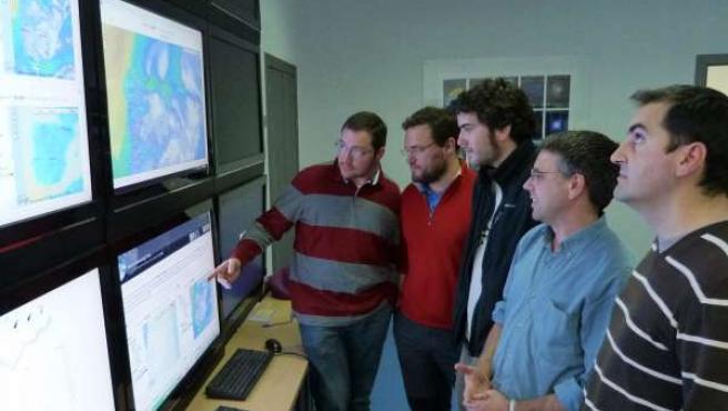 sistema meteorología de la UC