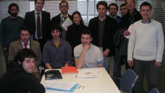 Firma de préstamo a jóvenes empresarios