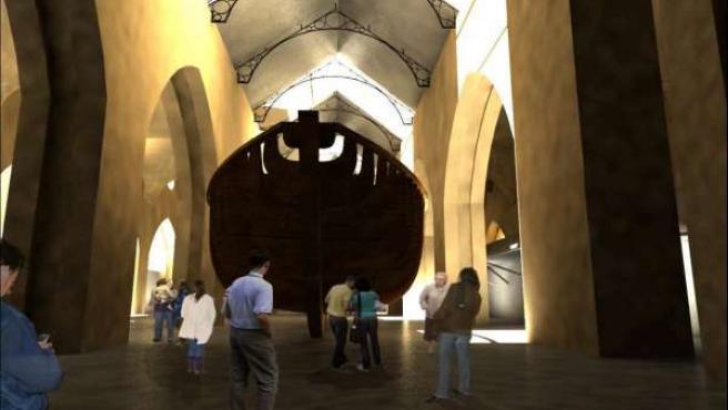 Presentación del Proyecto Galea Magna Atarazanas