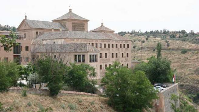 Cortes de Castilla La Mancha
