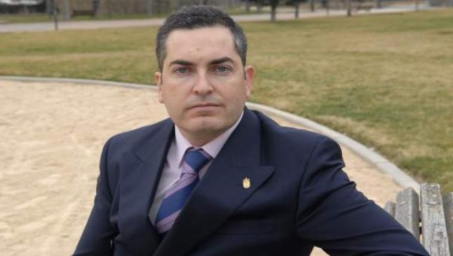 Juan Siguero, alcalde de Boadilla del Monte.