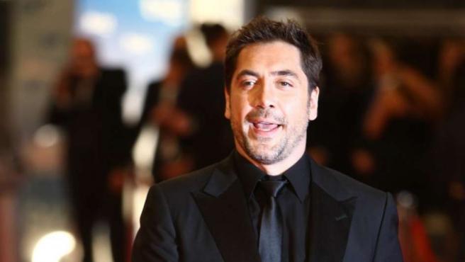 Javier Bardem, uno de los nominados a mejor actor de la gala de los Goya.