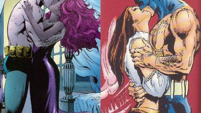 Cuatro novias para Batman en 'The Dark Knight Rises'
