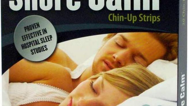 Fármaco británico para evitar los ronquidos al dormir.