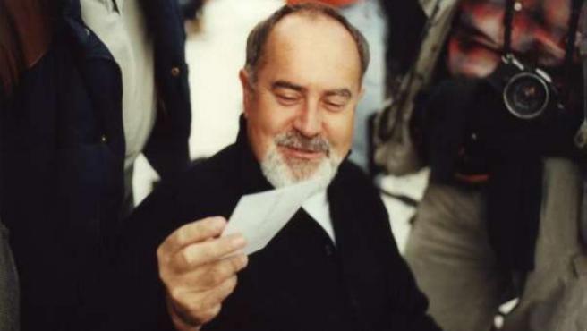 El director Bigas Luna, en una foto de archivo.