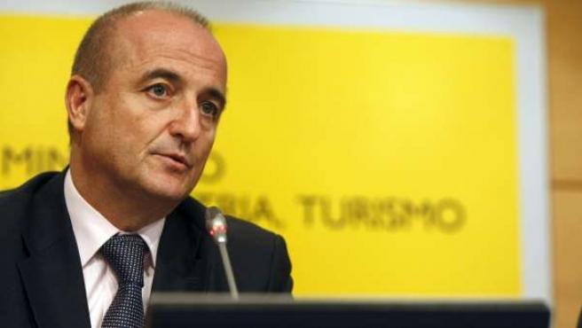 El ministro de Industria, Turismo y Comercio, Miguel Sebastián.