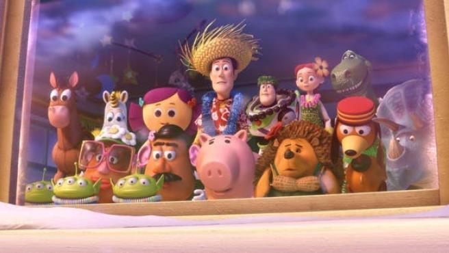 'Toy Story 3'... y medio