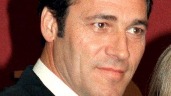 Fotografía de archivo (01/02/2000) del actor y modelo José Conde.