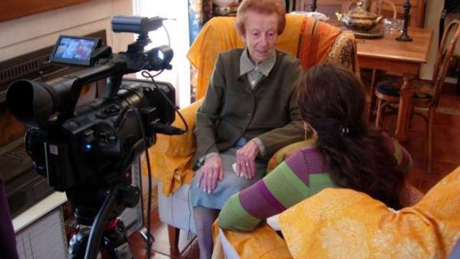 Entrevistas para el Museu de la Paraula