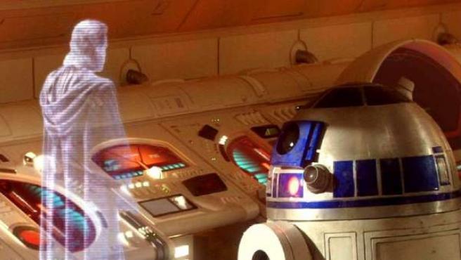 Una imagen de 'Star Wars'.