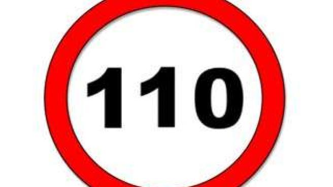 Gehienezko abiadura 110 km/o izango da autobide eta autobietan